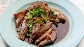 Penang food. Koay Chiap