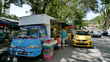 Penang food trucks