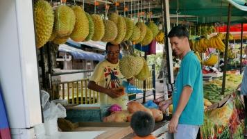 Penang food trucks
