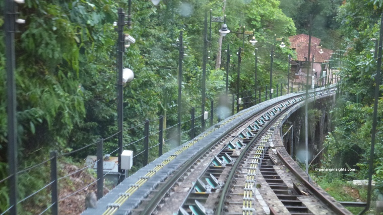 Penang attractions on Penang Hill