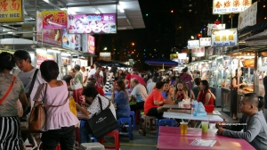 Penang nightlife