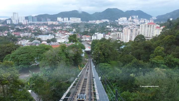 Penang attractions on Penang Hills