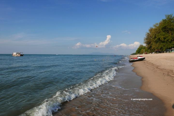 Penang attractions on Penang beaches