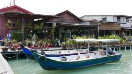 Penang attractions on Penang historical landmarks