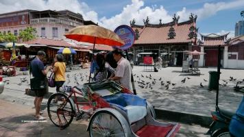 Penang attractions on Penang heritage