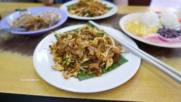 Penang attractions on Penang food at random
