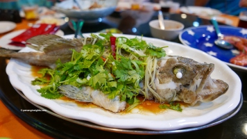 Penang attractions on Penang seafood