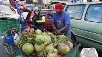 Penang attractions on markets