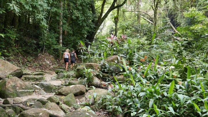 Penang attractions on Penang national parks
