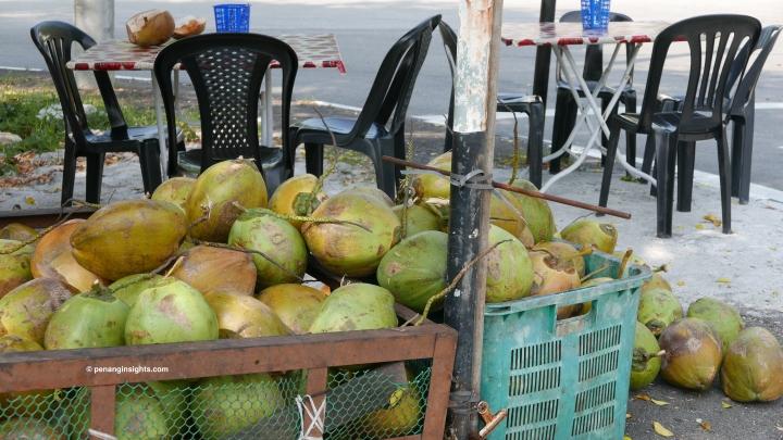 Penang attractions on Penang food at random