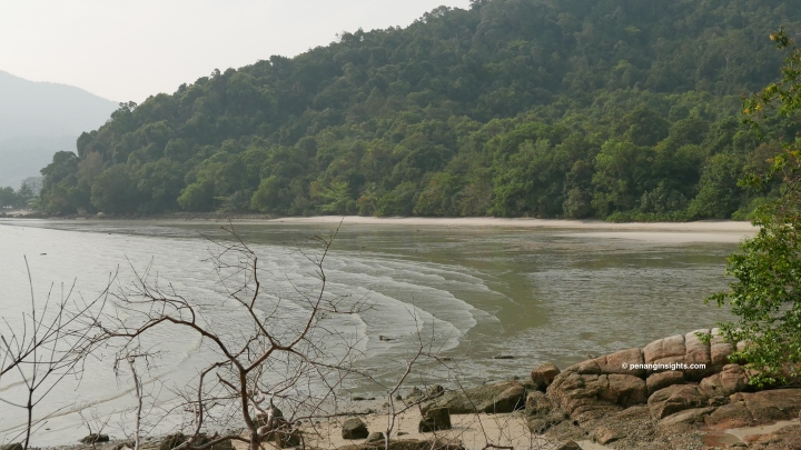 Penang attractions on national parks and beaches
