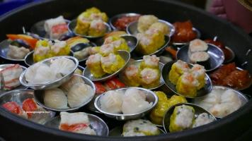 Penang attractions on Penang food