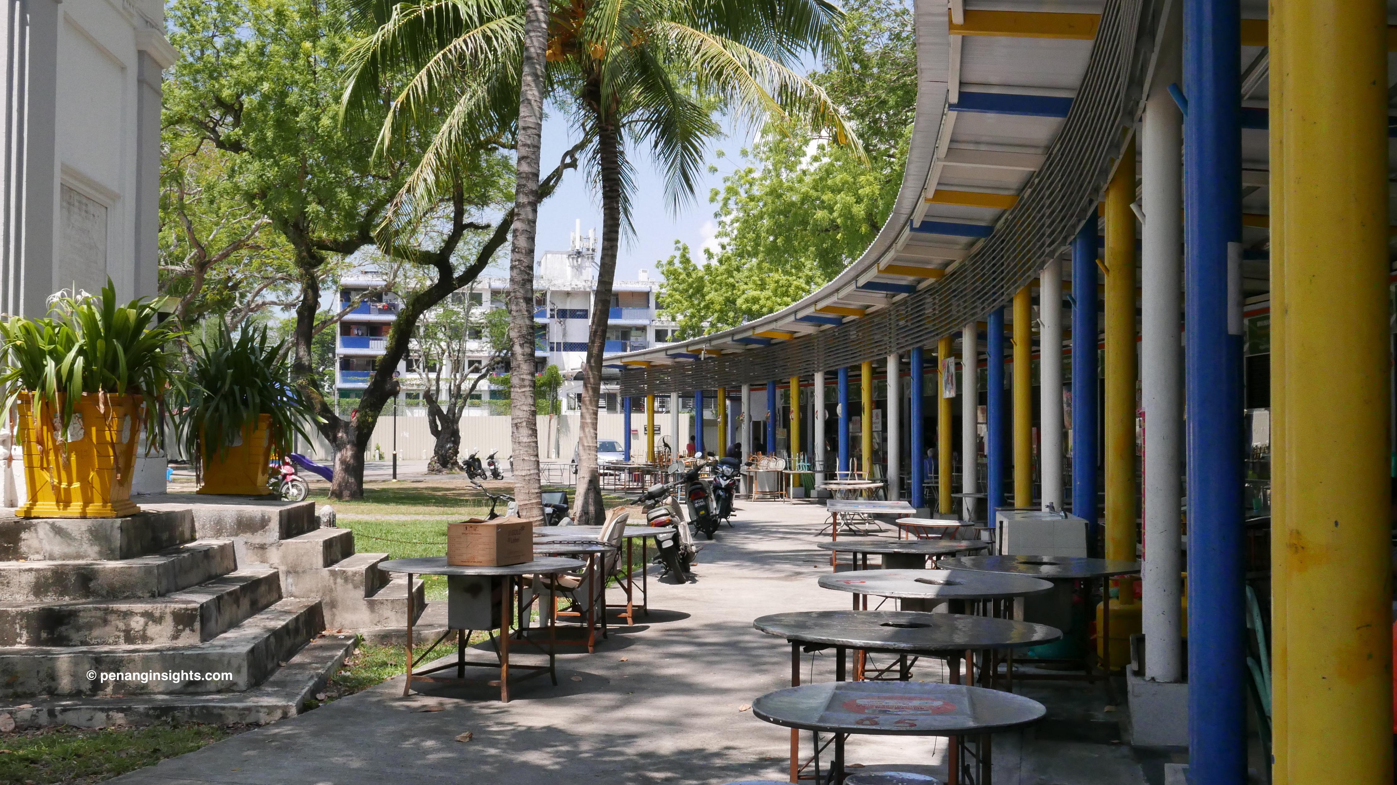 Review of Padang Brown Hawker Centre in Penang
