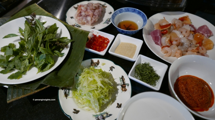 Home cooking by Penang Insights