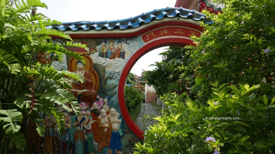 Kek Lok Si Temple Private Tour