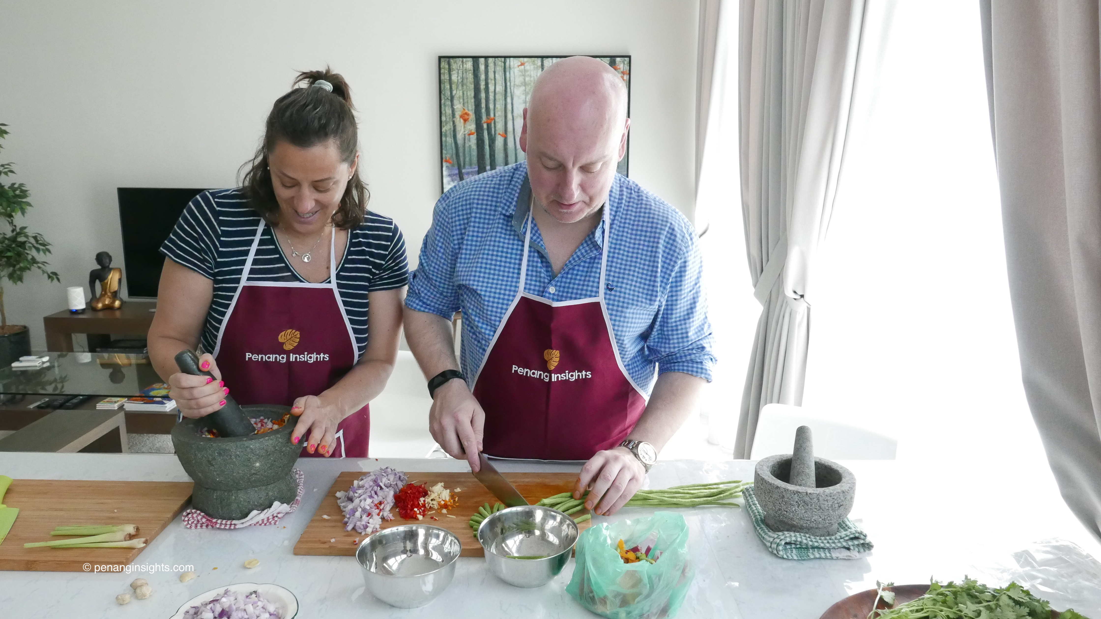 Cooking Class - UK Guest
