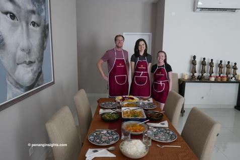 Penang cooking class with Penang Insights