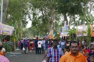 Penang festival - Thaipusam