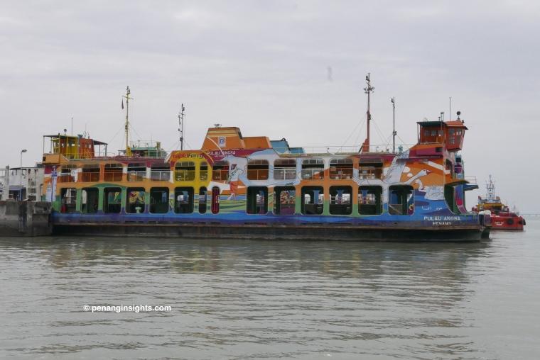Penang Ferry