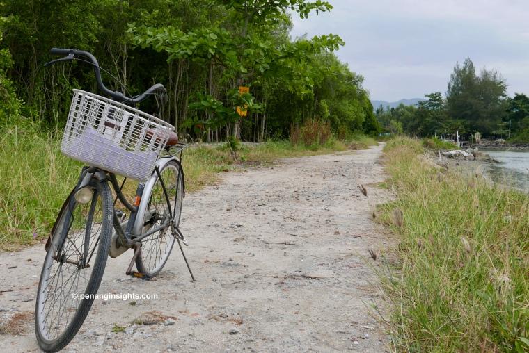 Cycling tour Penang