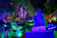 Penang garden of lights