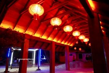 Penang garden of lights