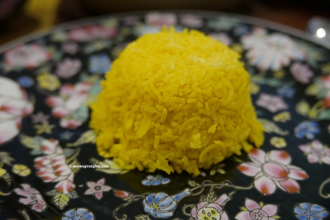 Penang Insights turmeric rice