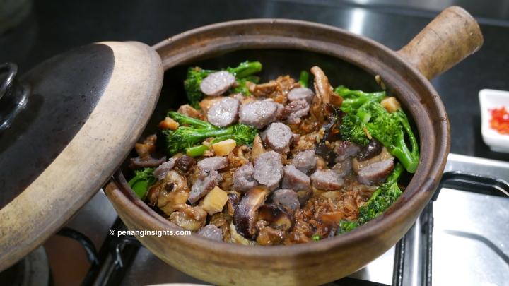 Claypot cooking, Penang Insights