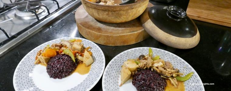 Penang Insights clay pot dishes recipe